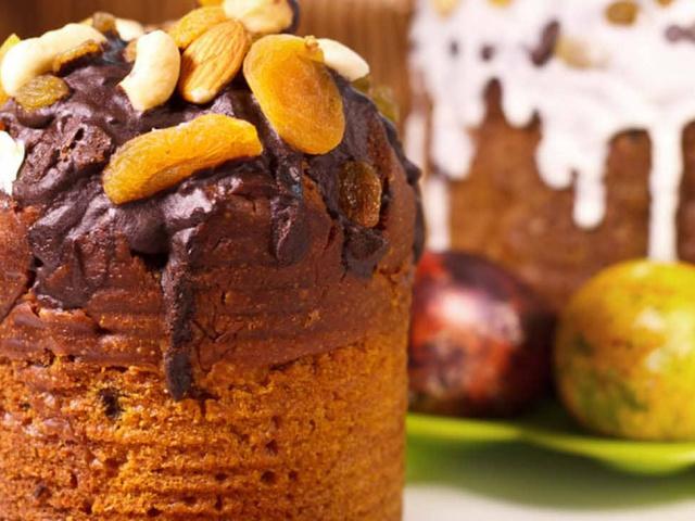 Vivra イースターケーキ